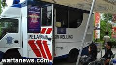Layanan Sim keliling Jakarta