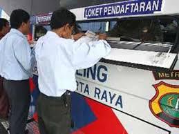 Pendaftaran SIM Keliling